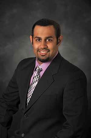 Dr. Patel, our highly trained dentist at Kenmar Dental in Marietta, GA